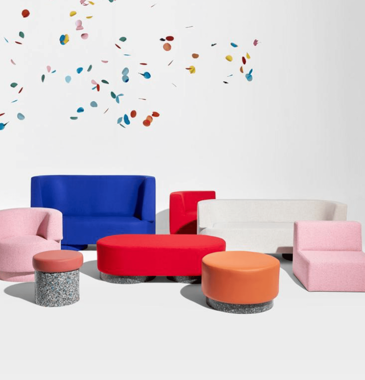 Eco Edition_Design By Them_Confetti range_Sustainable architecture interiors products 5