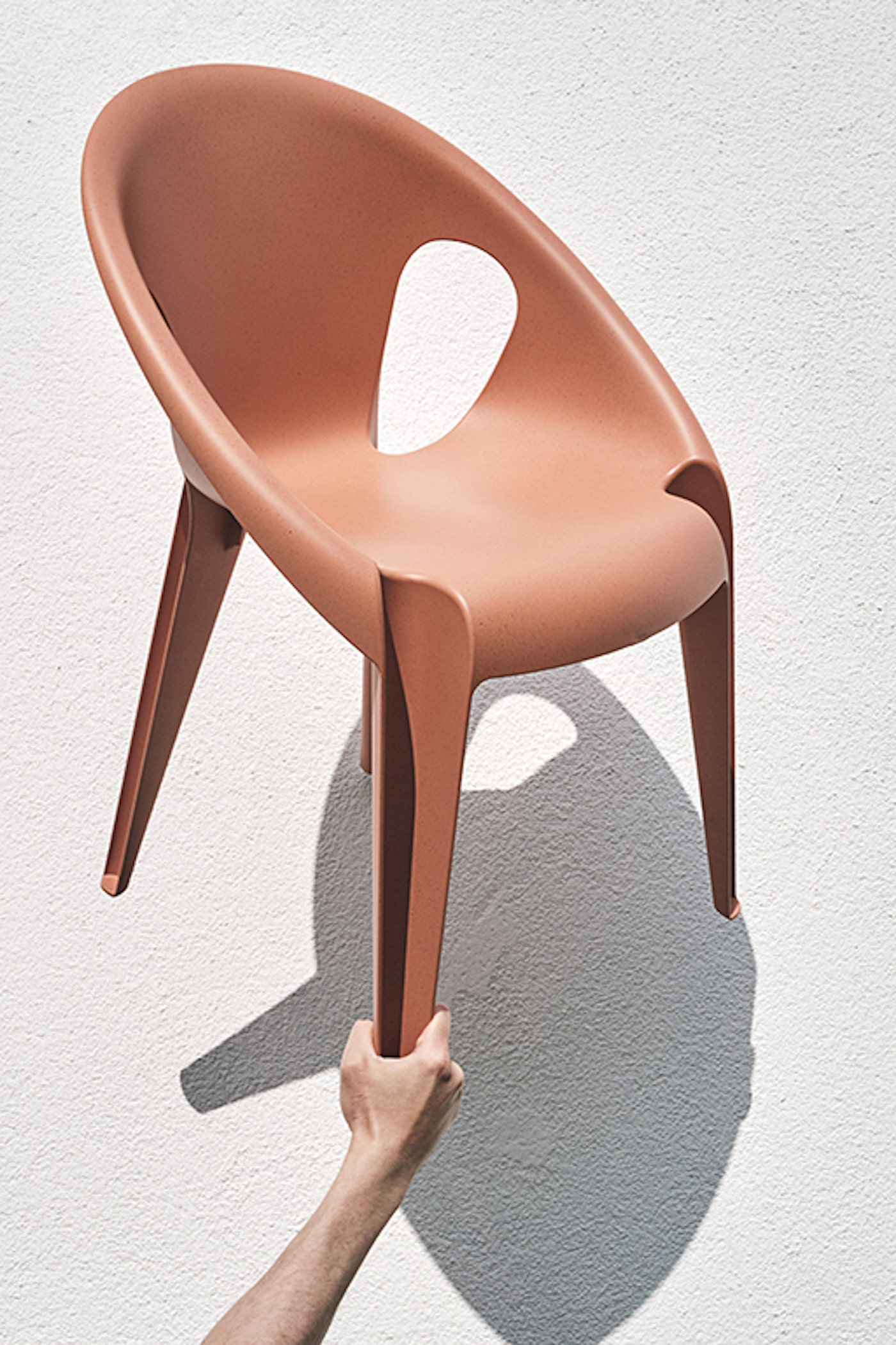 Eco Edition_Konstantin Grcic Design_Bell Chair_Sustainable architecture interiors products 3-min