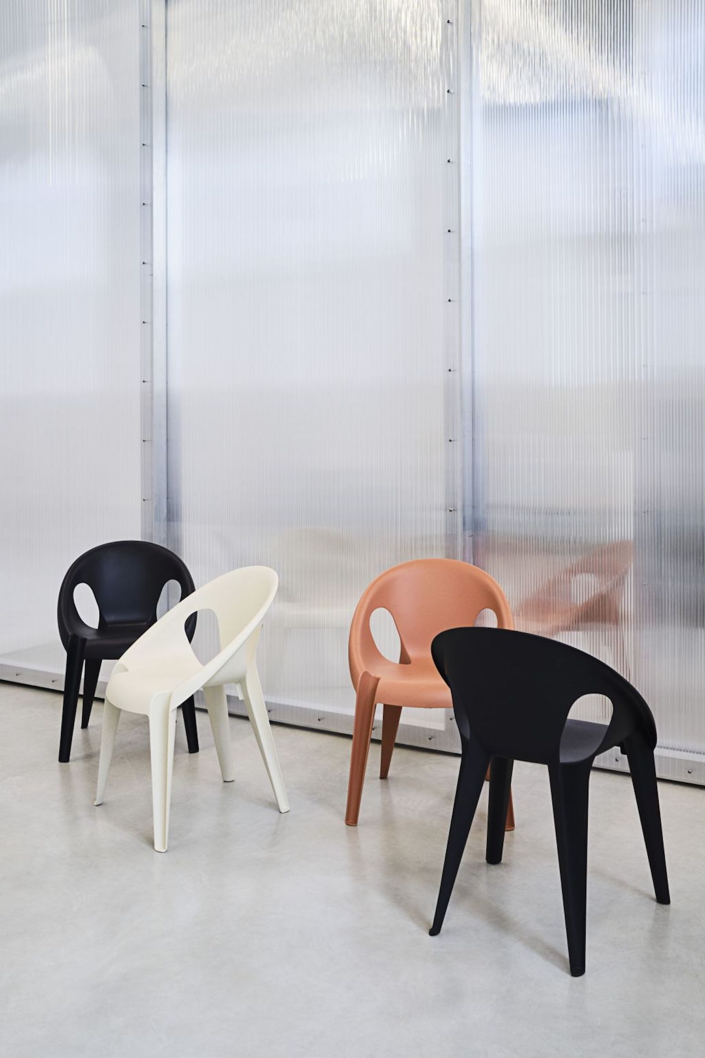 Eco Edition_Konstantin Grcic Design_Bell Chair_Sustainable architecture interiors products 4-min