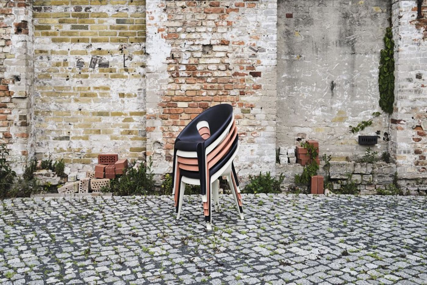 Eco Edition_Konstantin Grcic Design_Bell Chair_Sustainable architecture interiors products 5-min