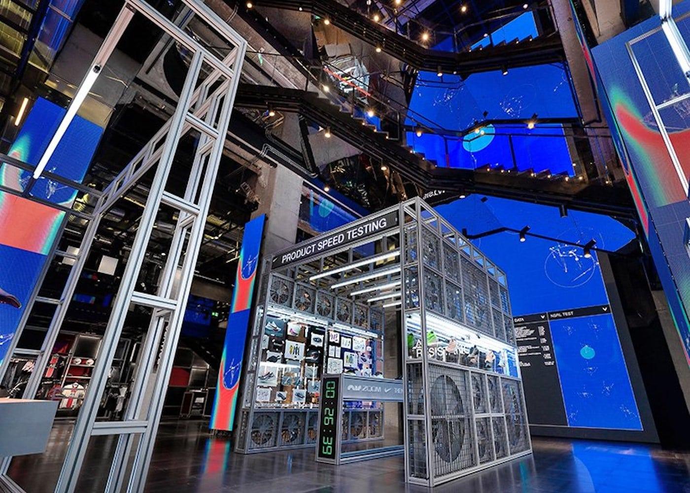 Eco Edition_Nike Paris_Architecture interiors 3-min