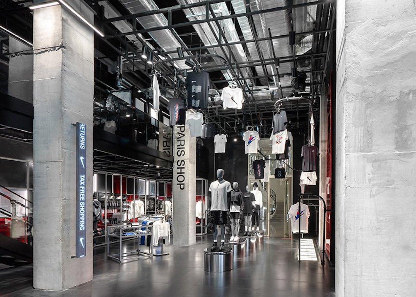 Eco Edition_Nike Paris_Architecture interiors 8-min