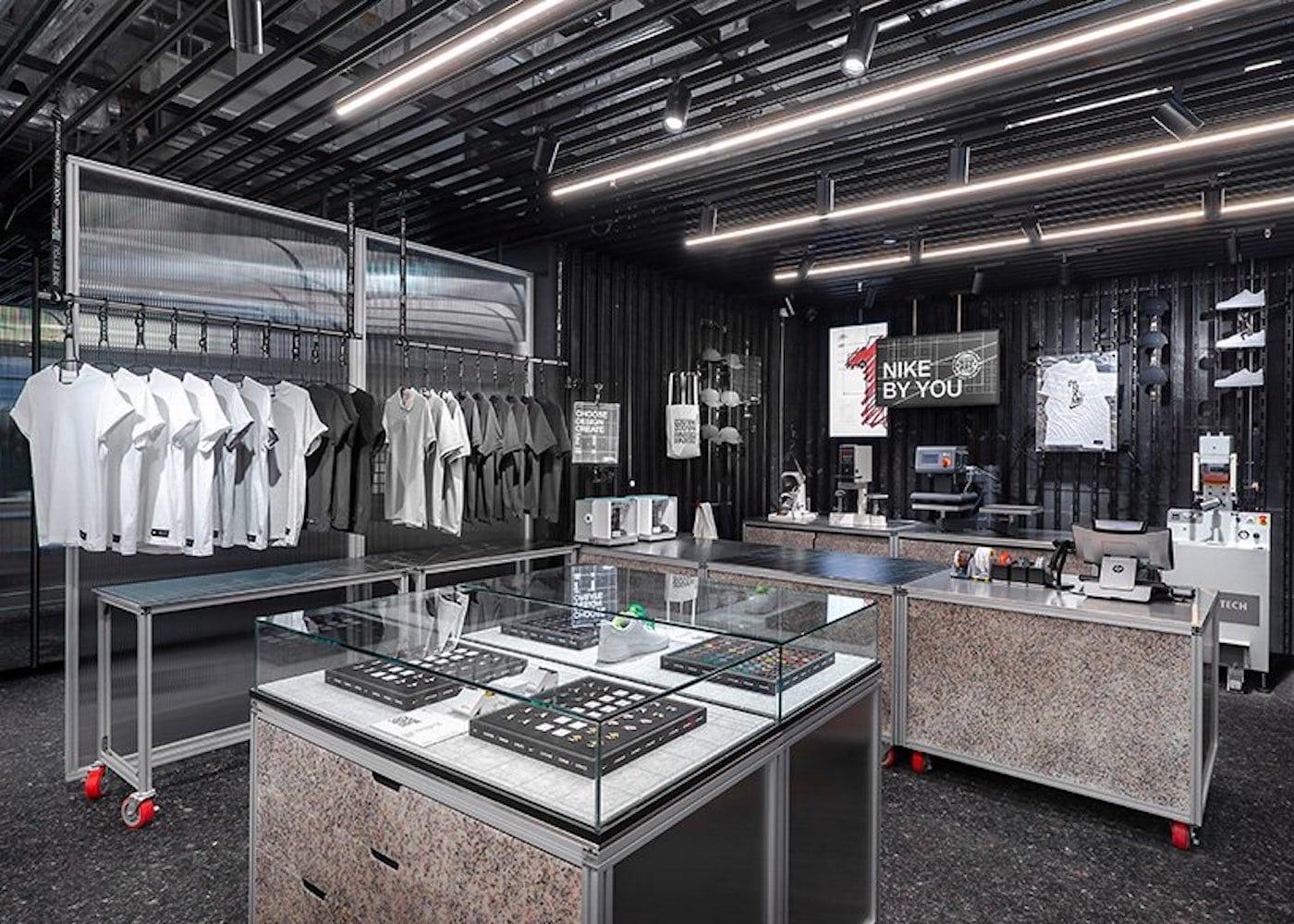 Eco Edition_Nike Paris_Architecture interiors 9-min