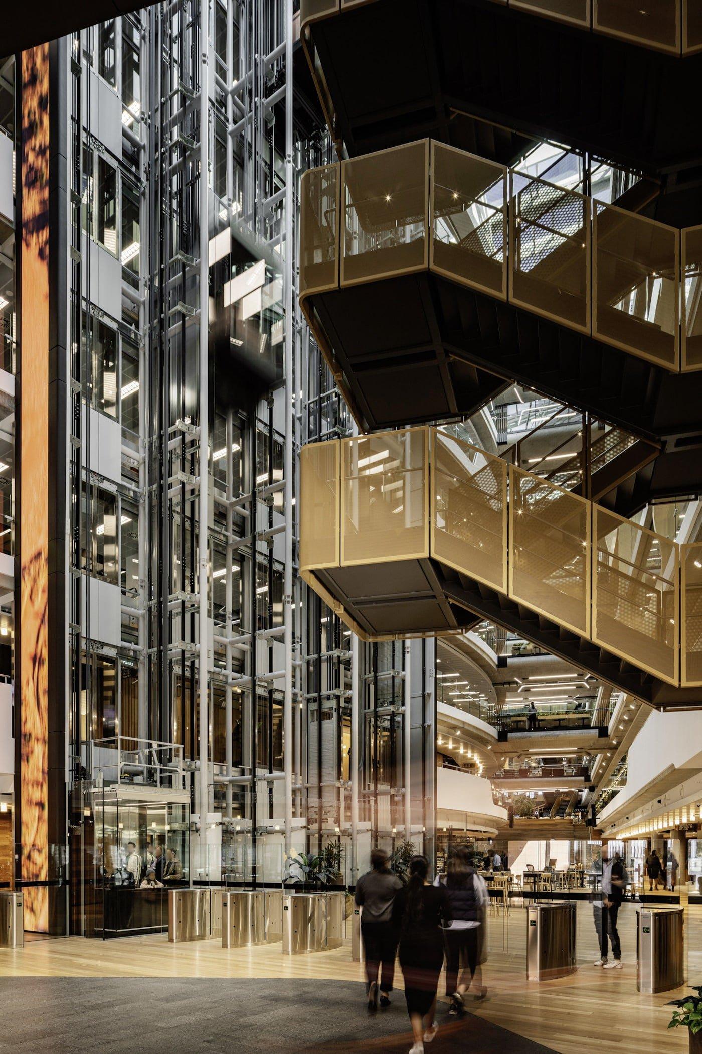 Eco Edition_Woods Bagot_CBA Axle_Architecture interiors 1-min