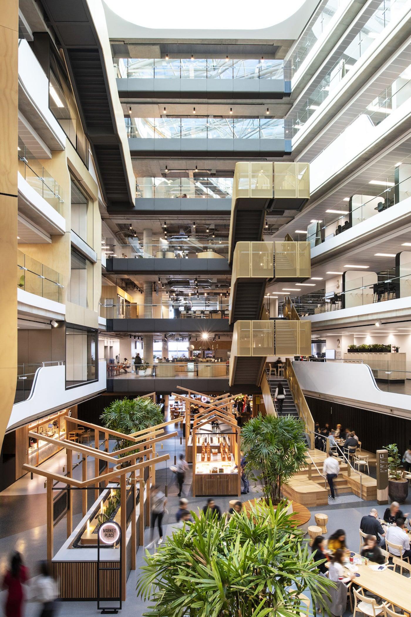 Eco Edition_Woods Bagot_CBA Axle_Architecture interiors 4-min