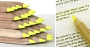 Eco Edition_Earth Greetings_Highlighter pencil_Sustainable living 3