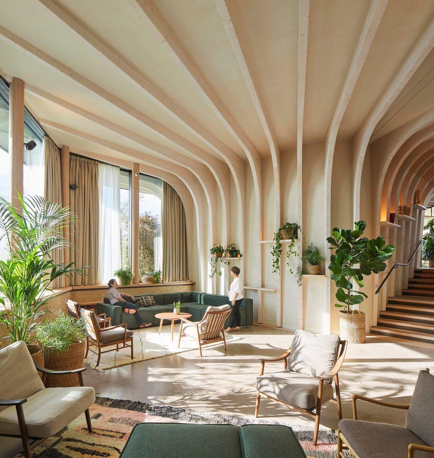 Eco Edition_Heatherwick Studio_Maggie's Leeds_Architecture interiors 17-min