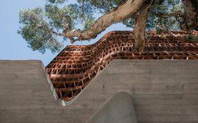 Eco Edition_Raffaello Rosselli_The Beehive_Architecture interiors 16-min
