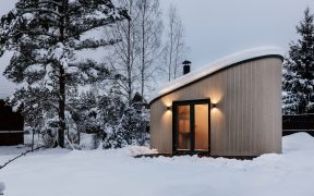 Timber cabin or tiny home