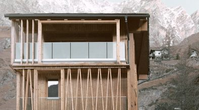 Prefabricated timber structure