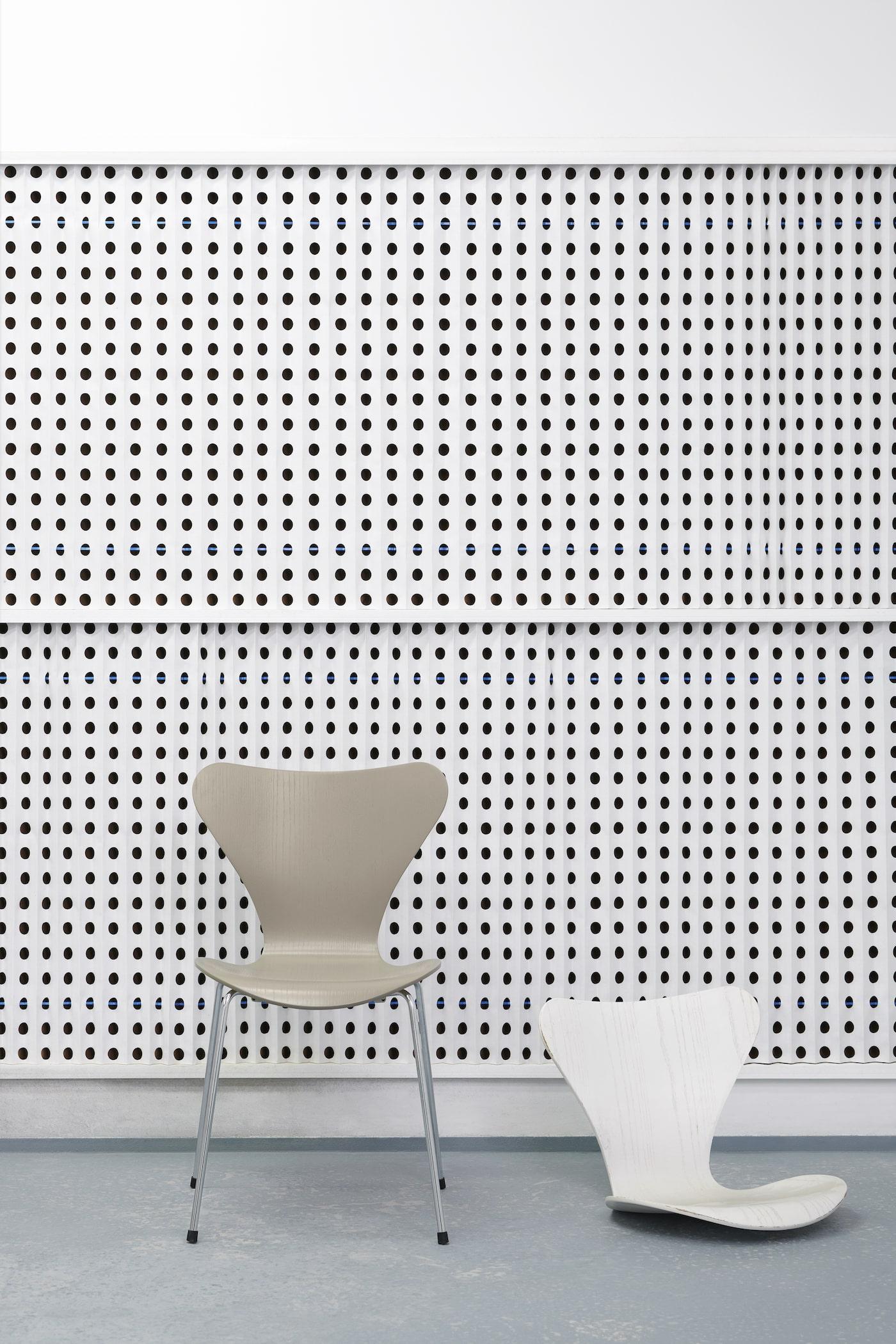 Restored Arne Jacobsen Series 7 chair