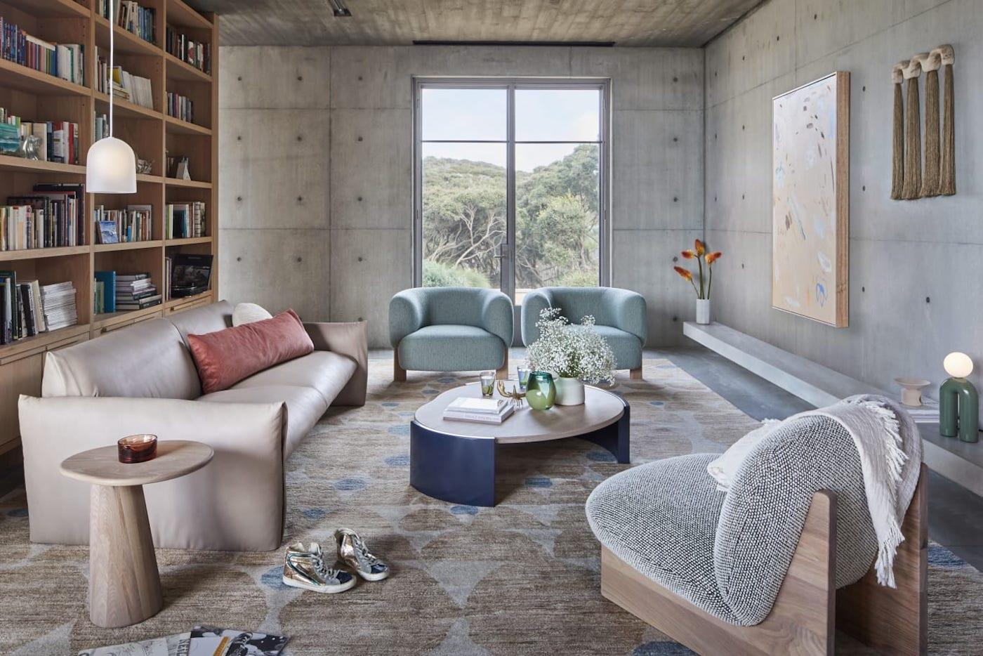 Jardan Ziggy armchair sustainable furniture