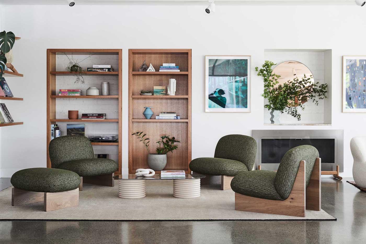 Jardan Ziggy range sustainable furniture