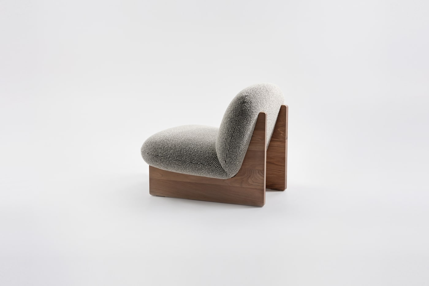Jardan Ziggy armchair using sustainable timber