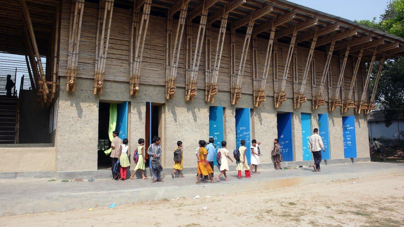 METI School in Bangladesh by Anna Heringer