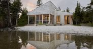 Manitoulin Island off grid sustainable home